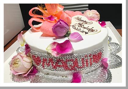 Swarovski Cake
