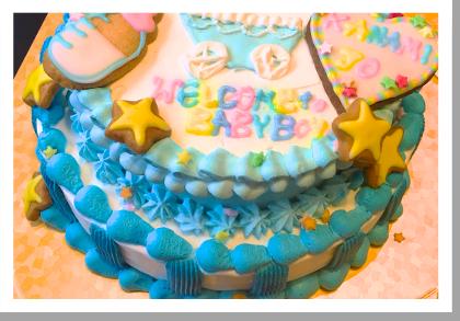 Pet&Baby Cake