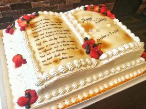 オリジナルケーキの注文・オーダーでお困りですか