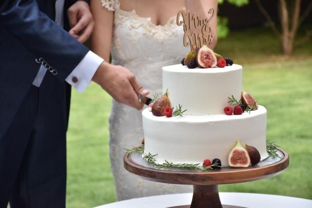 完全解説】ウェディングケーキをオーダーしたい!基本から失敗